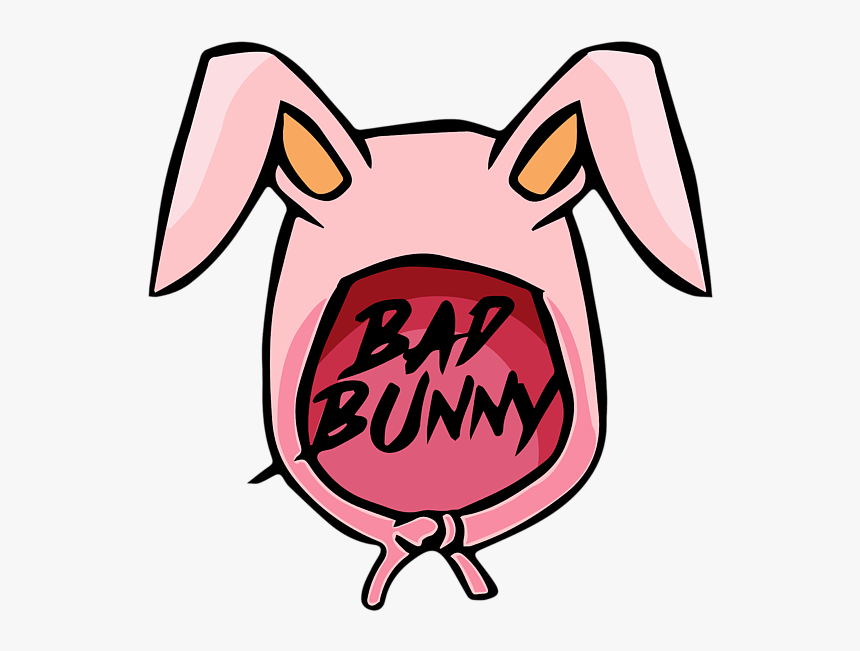 Logo De Bad Bunny Hd Png Download Transparent Png Image Pngitem