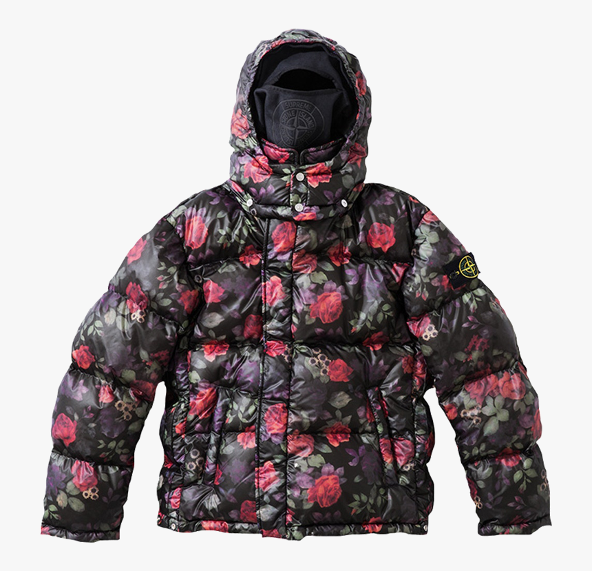 Jacket Png Supreme Stone Island Coat Transparent Png Transparent Png Image Pngitem