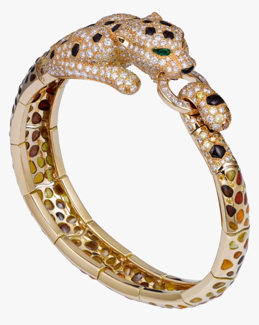 Cartier Bracelet Panther Hd Png
