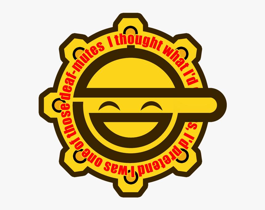 Laughing Man Logo Transparent Png Download Laughing Man Ghost In The Shell Png Download Transparent Png Image Pngitem