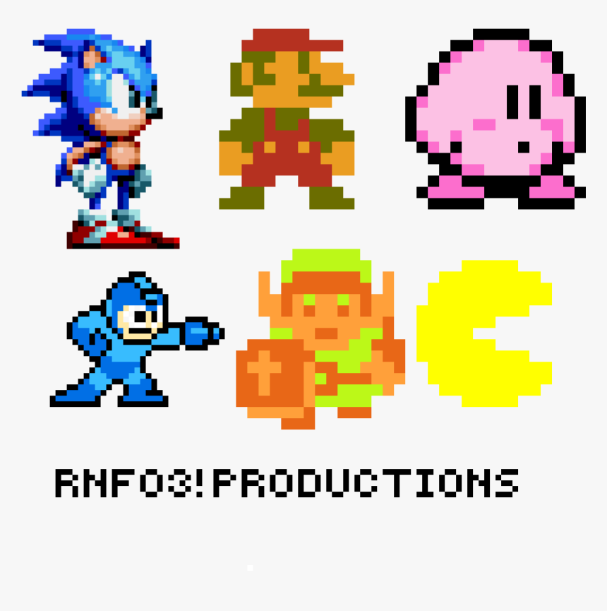 Pixel Art Mario Hd Png Download Transparent Png Image