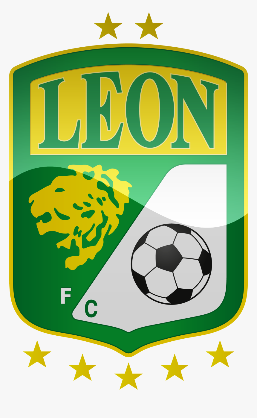 Club Leon Fc Hd Logo Png Leon Soccer Team Logo Transparent Png