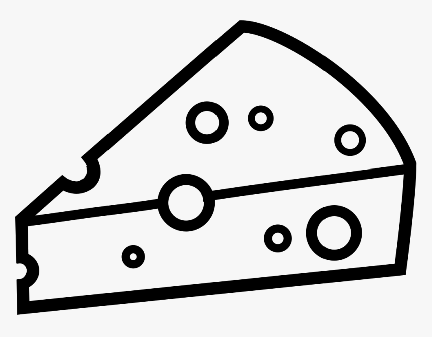 Cheese Black And White Clipart Hd Png Download Transparent Png Image Pngitem