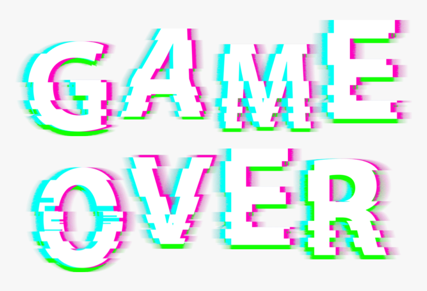 26+ Game Over Png PNG