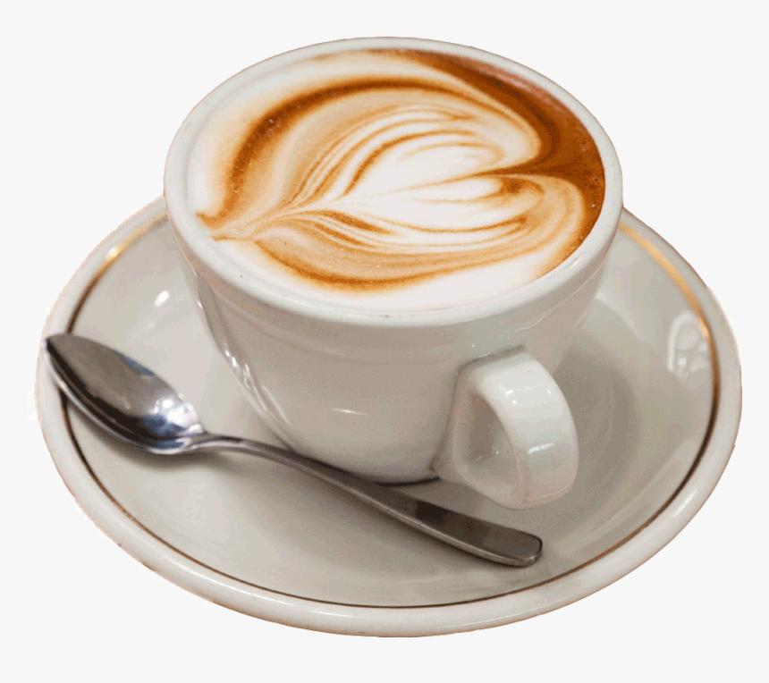 Caffè Latte Vs Latte Macchiato, HD Png Download