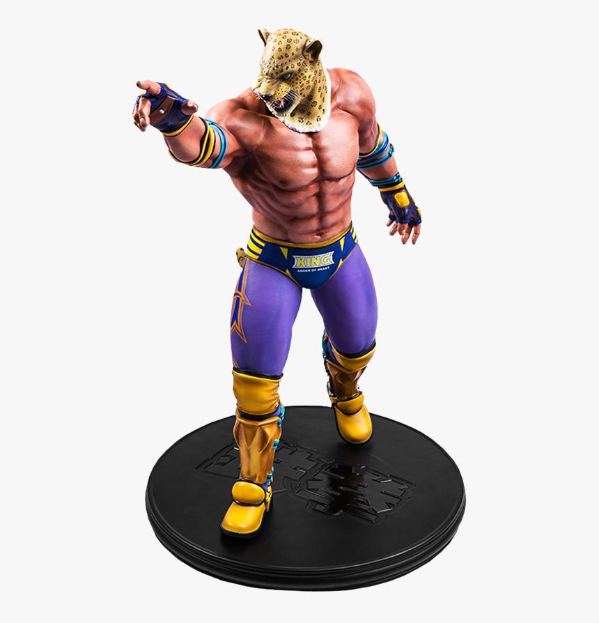 Tekken King Action Figure Hd Png Download Transparent Png Image Pngitem