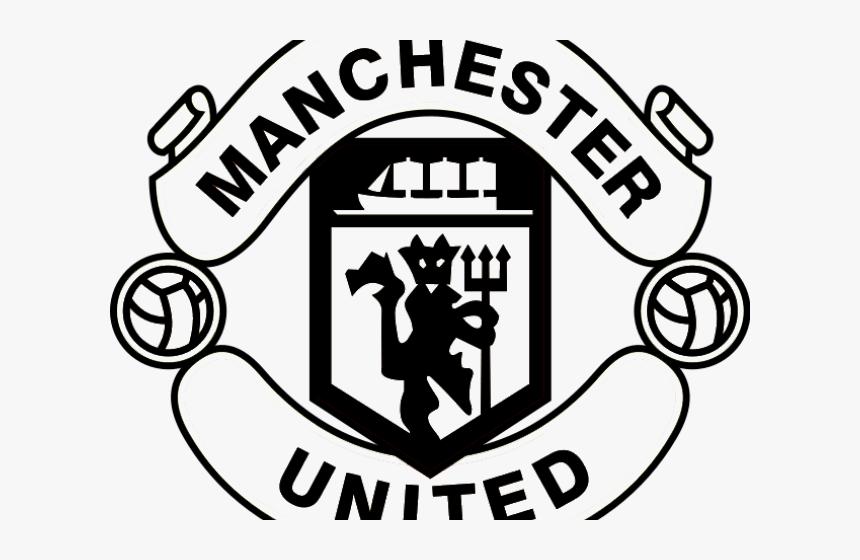 Manchester United Logo Clipart Manchester United White Logo Png Transparent Png Transparent Png Image Pngitem