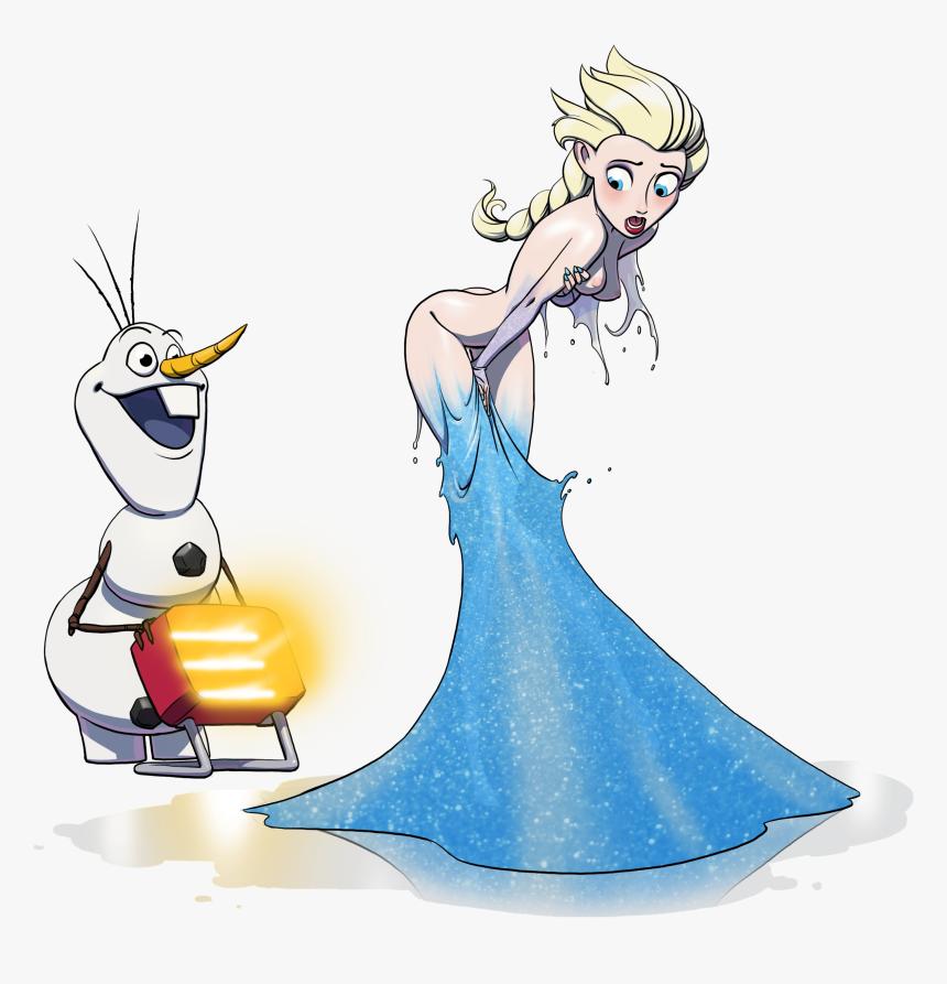 Elsa Rule 34