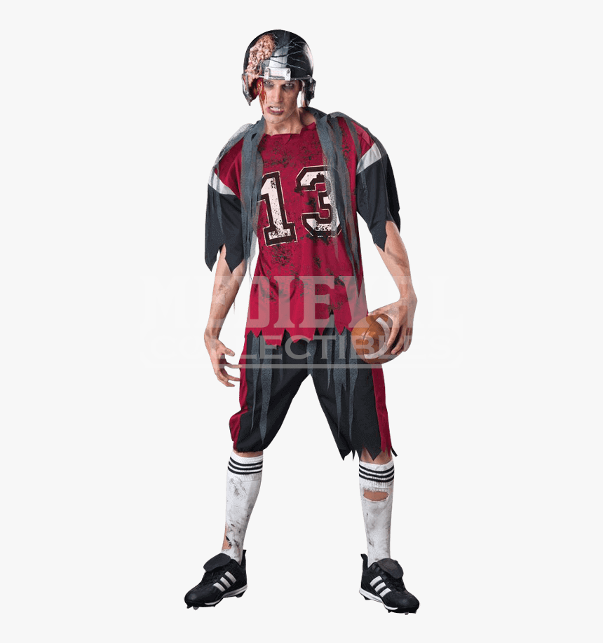 Football Player Halloween Costume.Dead Football Player Halloween Costume Halloween American Football Costumes Hd Png Download Transparent Png Image Pngitem