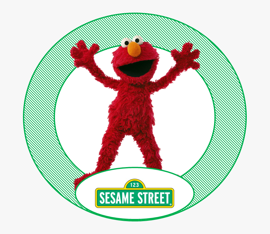 Transparent Sesame Street Characters Png Elmo Png Png