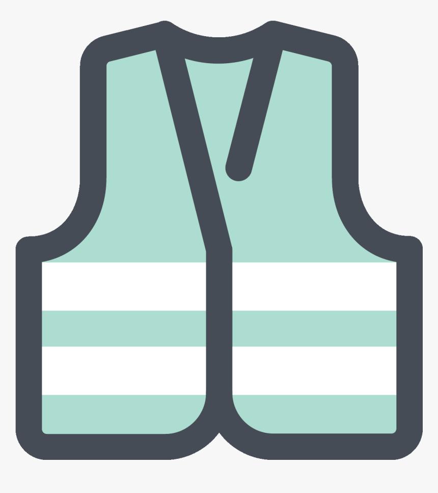 Transparent Life Vest Clipart Clipart Safety Vest Png Png Download Transparent Png Image Pngitem
