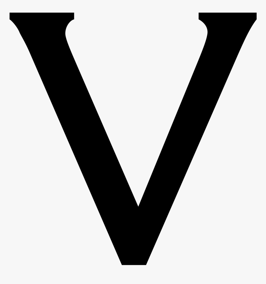 V Letter - Letter