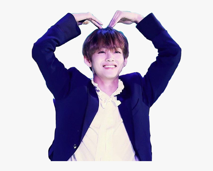 215 2153685 bts heart png kim taehyung bts cute transparent