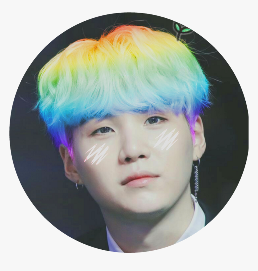 215 2153799 min yoongi minyoongi suga agustd bts rainbow kawaii
