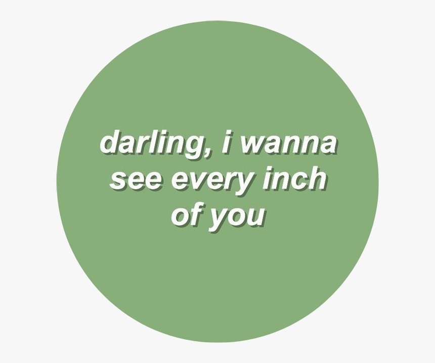 tumblr aesthetic quote quotes circle hd png