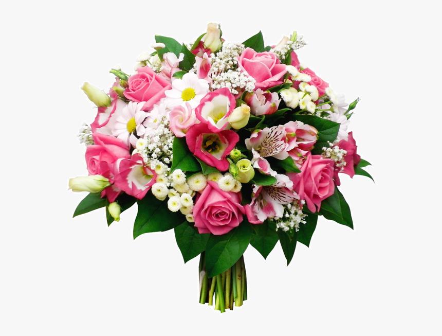 Tube Bouquet De Fleurs Rose Et Blanche Bouquet De Fleurs