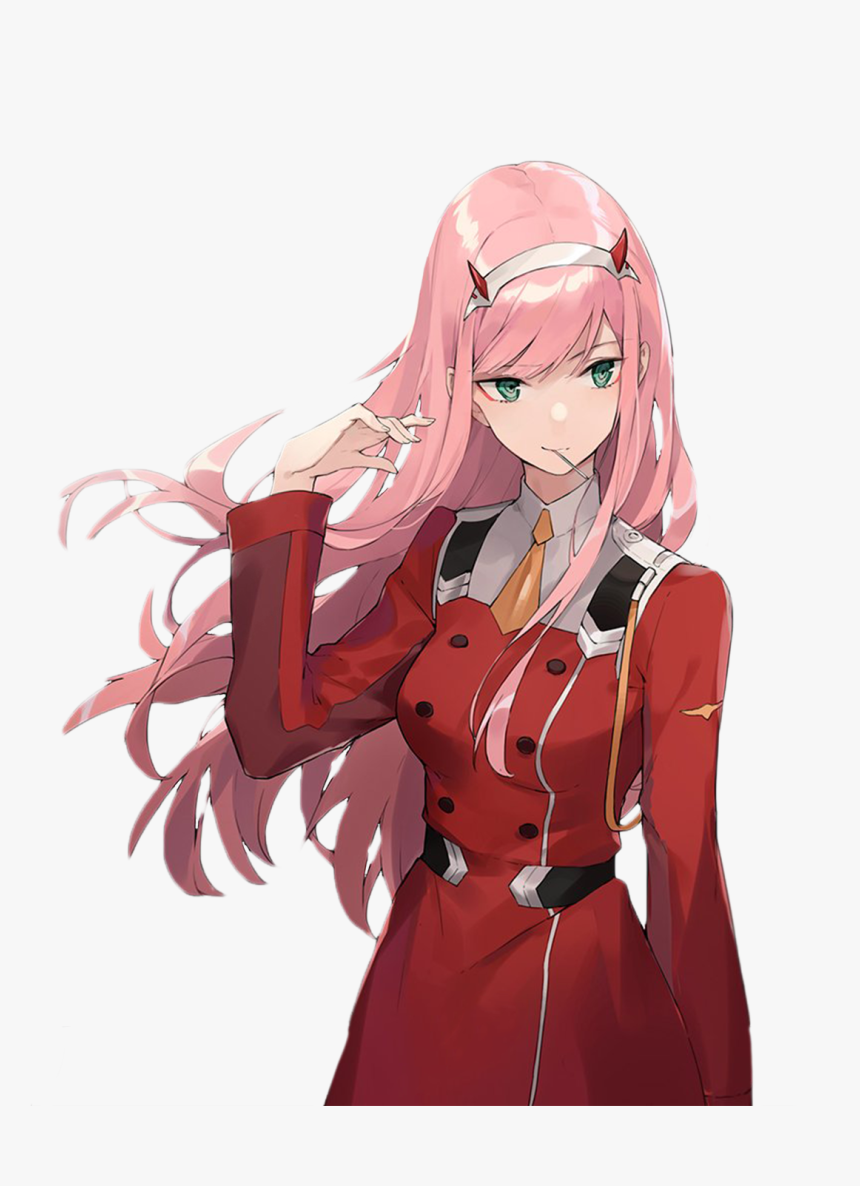 Hd Wallpaper Background Image Zero Two Darling In The Franxx Hd