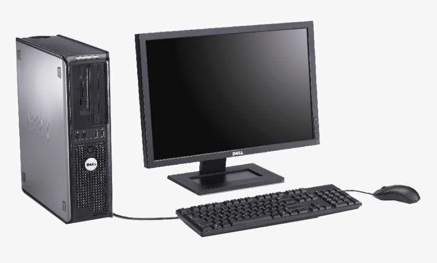 Dell Desktop Computer 755 Core 2 Duo Png Download Dell Optiplex 380 Mini Tower Transparent Png Transparent Png Image Pngitem