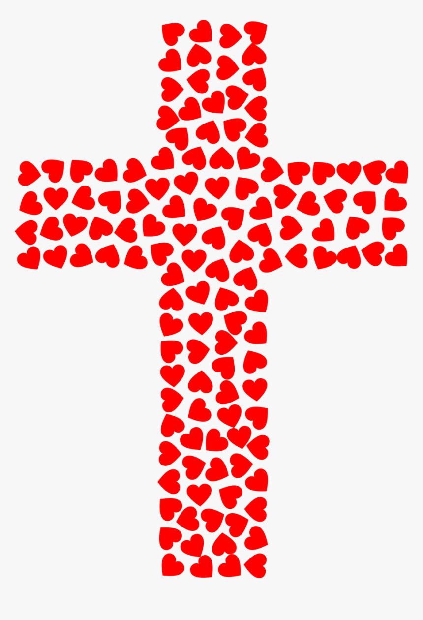 Transparent Jesus On The Cross Clipart - Jesus Cross Love, HD Png Download