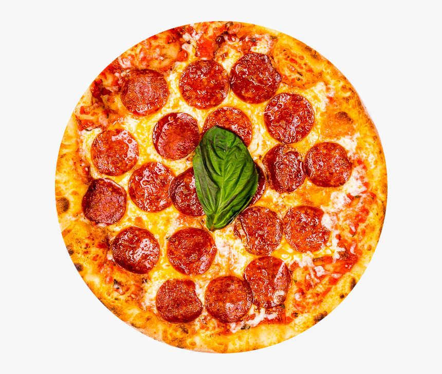 Transparent Pizza - Pizza Top View Png, Png Download , Transparent ...
