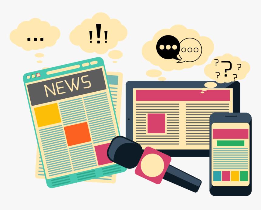 Advertising Clipart Download, News, Media, Microphone - Advertising Clipart,  HD Png Download , Transparent Png Image - PNGitem
