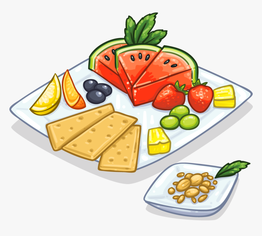 Vector Transparent Stock Item Detail Snacks Itembrowser - Healthy Snack Snack Clip Art, HD Png Download