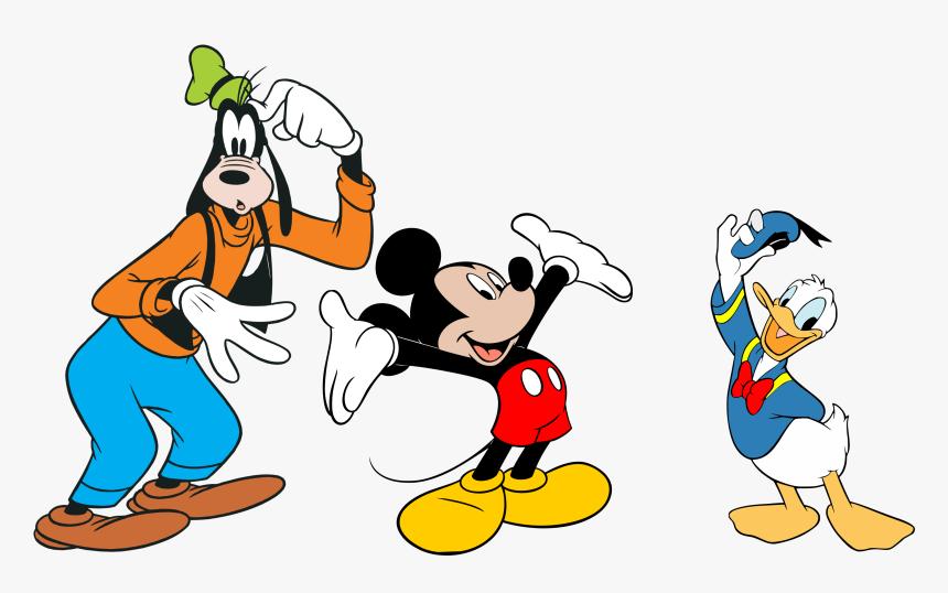 Goofy Download Png Mickey Donald Goofy Transparent Png Transparent Png Image Pngitem