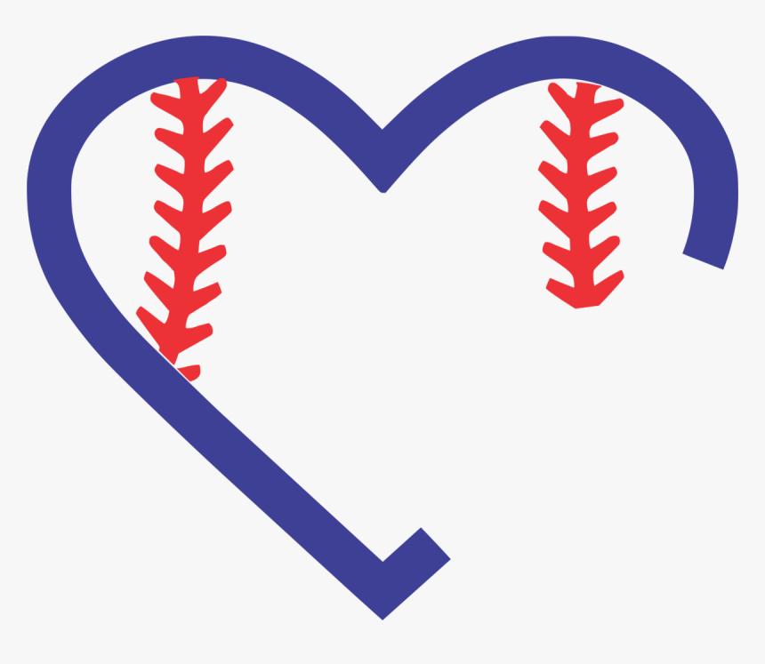 Baseball Heart Png Half Baseball Half Softball Svg Transparent Png Transparent Png Image Pngitem