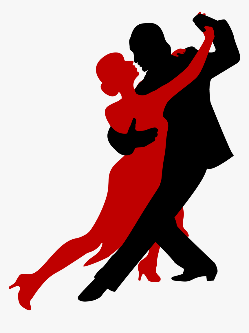 Couple Dancing Ballroom Dance Latin Dance Social Dance Transparent Salsa Dance Clip Art Hd Png Download Transparent Png Image Pngitem