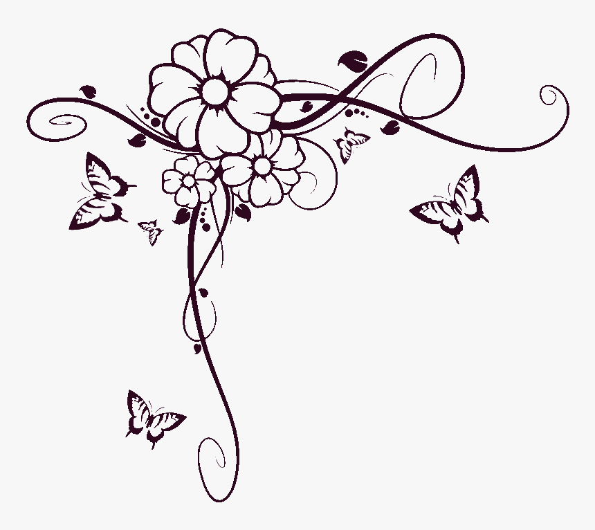 Flower Corner Simple Design Ourcornerstudio