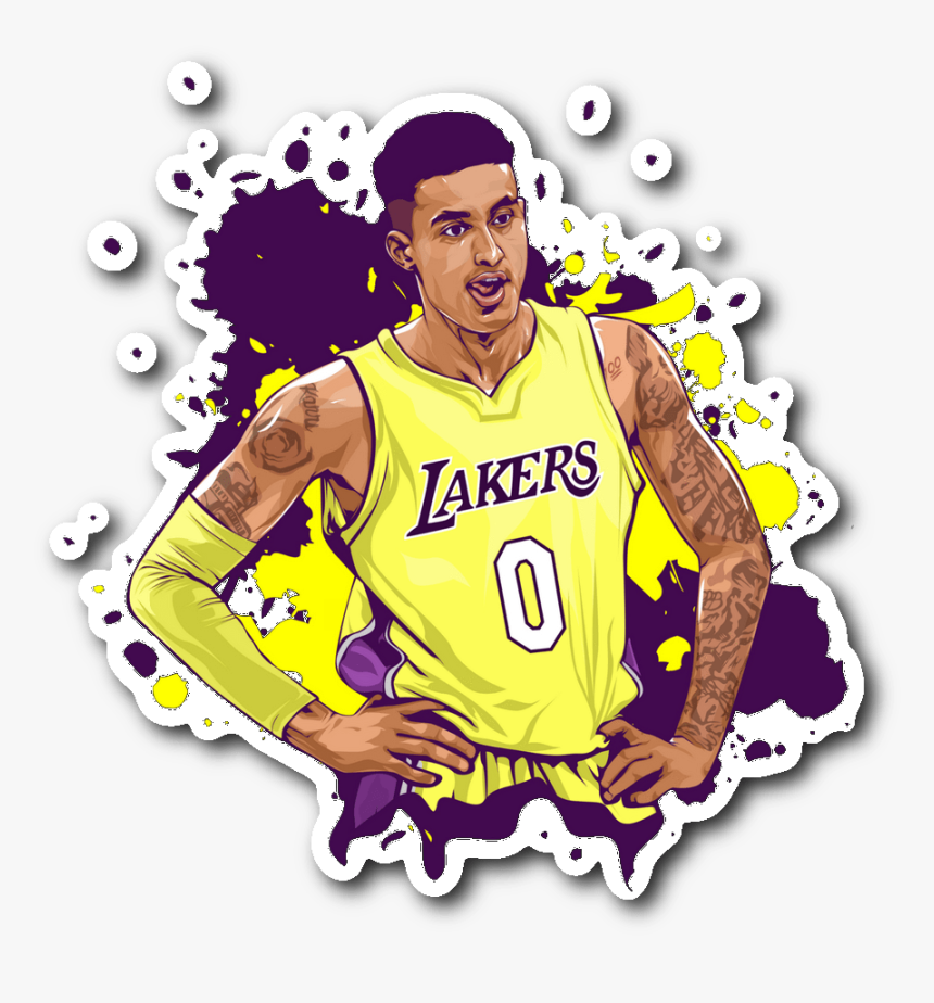 Lakers Drawing Wallpaper Los Angeles Lakers Hd Png