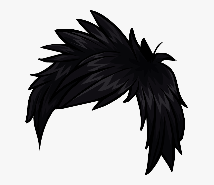 Crazy Hair Day Clip Art Boy Anime Hair Png Transparent Png Transparent Png Image Pngitem