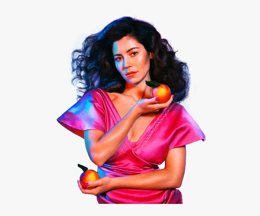 Marina And The Diamonds Froot Era Hd Png Download Transparent