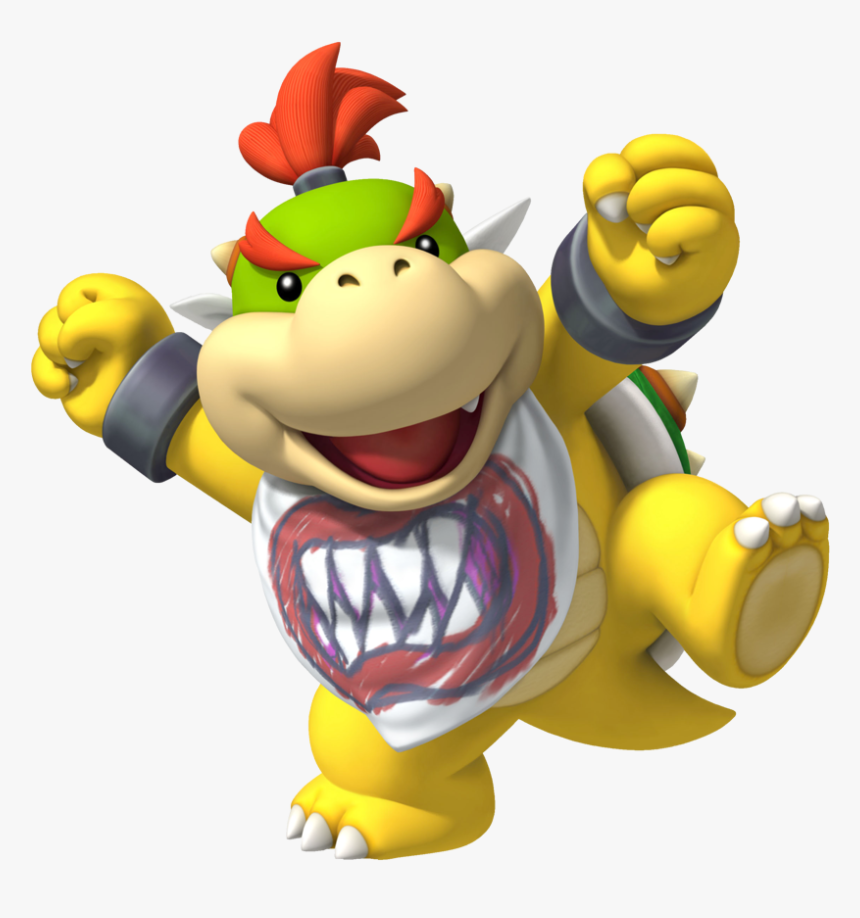 Mario Party 9 Bowser Jr Hd Png Download Transparent Png