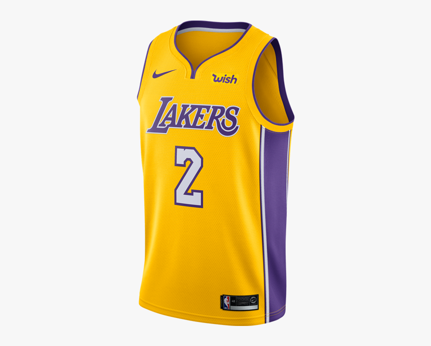 Jersey Transparent Background Los Angeles Lakers Jersey Nike Hd Png Download Transparent Png Image Pngitem