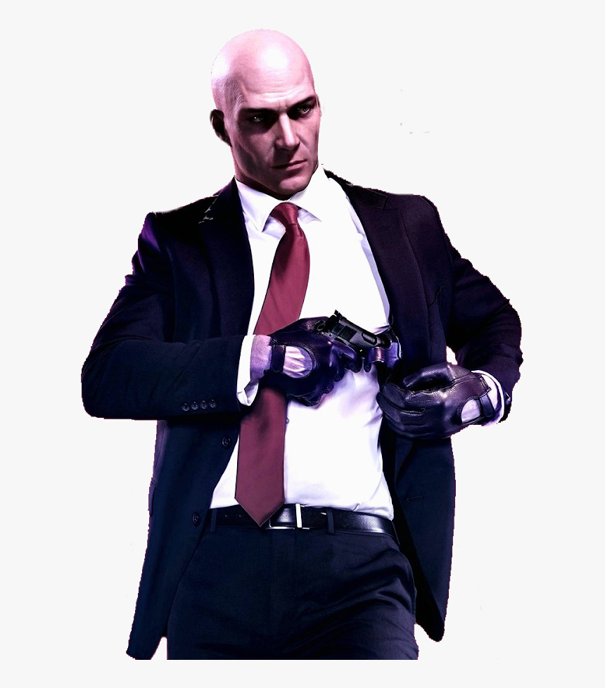 Agent 47 Hitman 2 Sticker Transparent Png Hitman Png Png