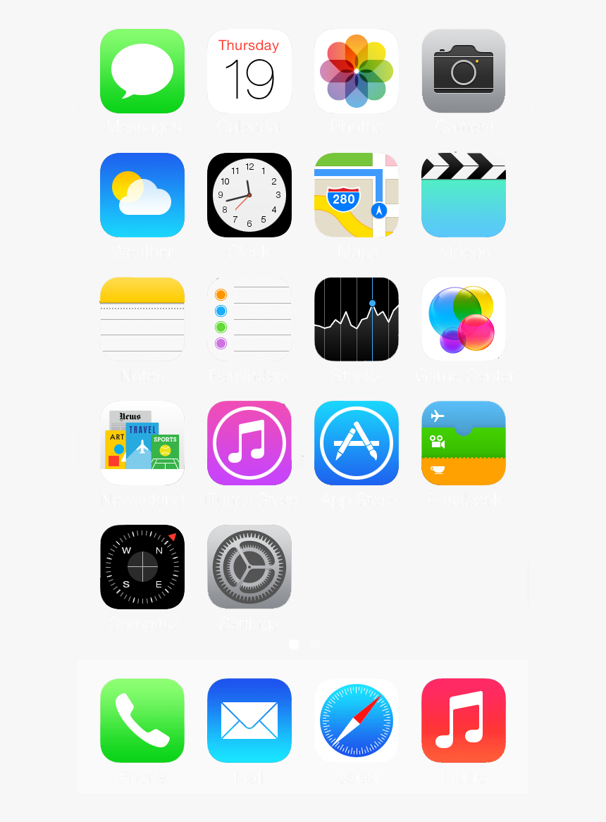 Get Iphone Home Button Png