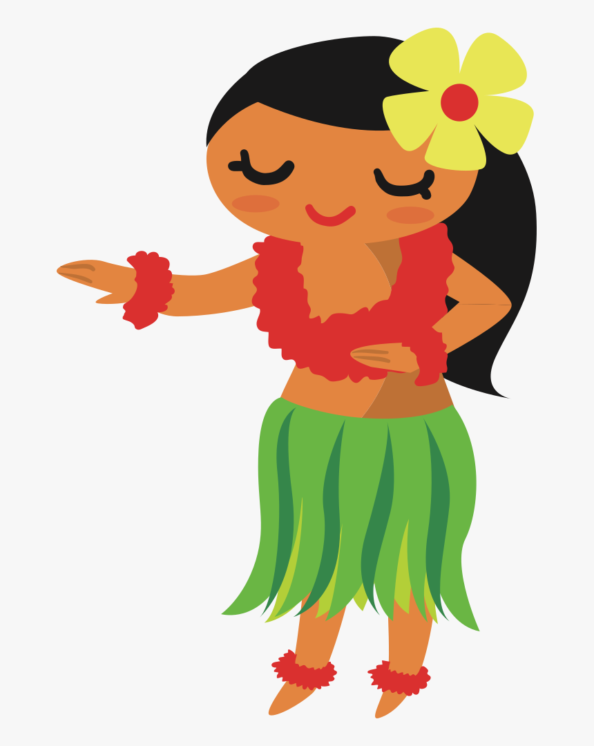 Hawaiian Dancer Cliparts Hula Clip Art Hd Png Download Transparent Png Image Pngitem