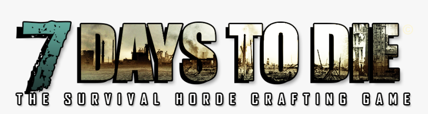 7 Days To Die Wiki 7 Days To Die No Background Hd Png