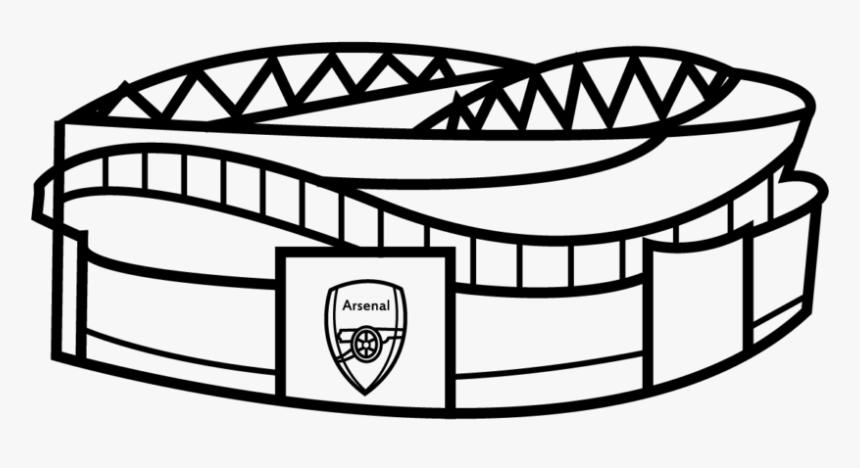 Emirates Stadium Clip Art Hd Png Download Transparent Png Image