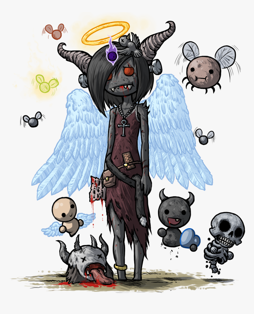The Binding Of Isaac Fan Art