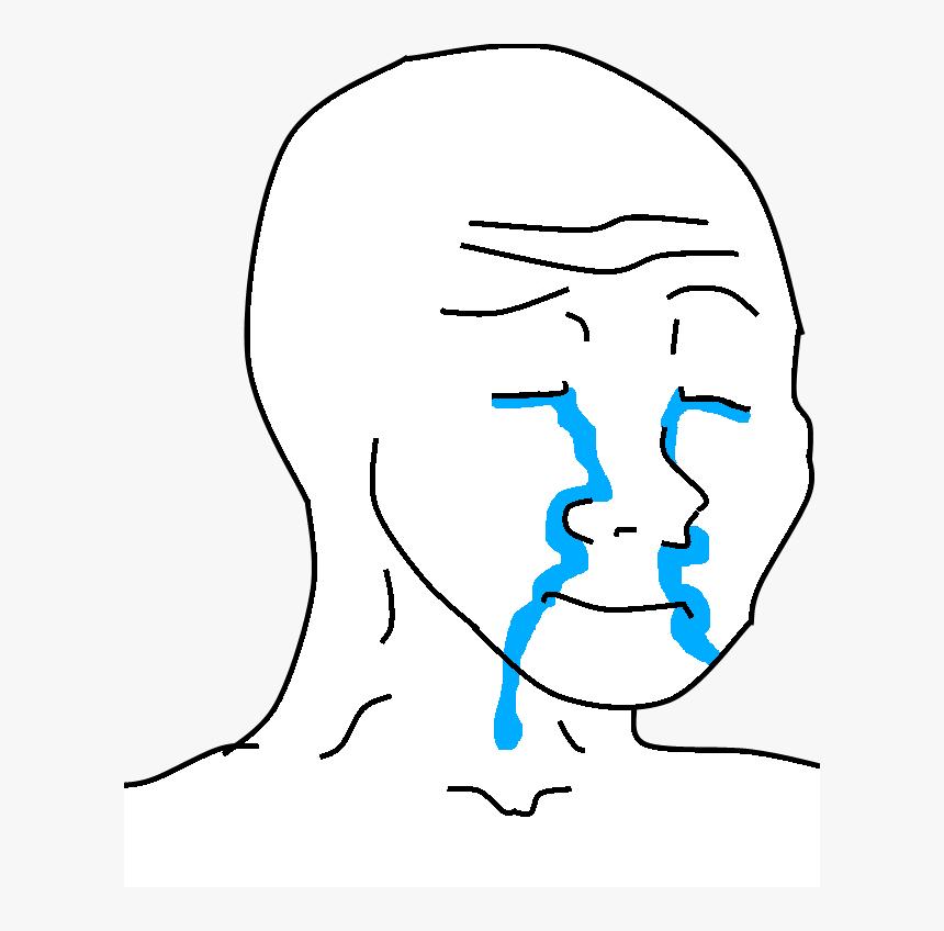 Happy Face But Crying Meme - popularquotesimg