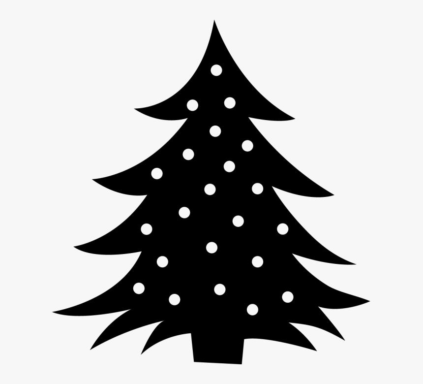 Christmas Tree Silhouette Photography , Christmas Tree Svg