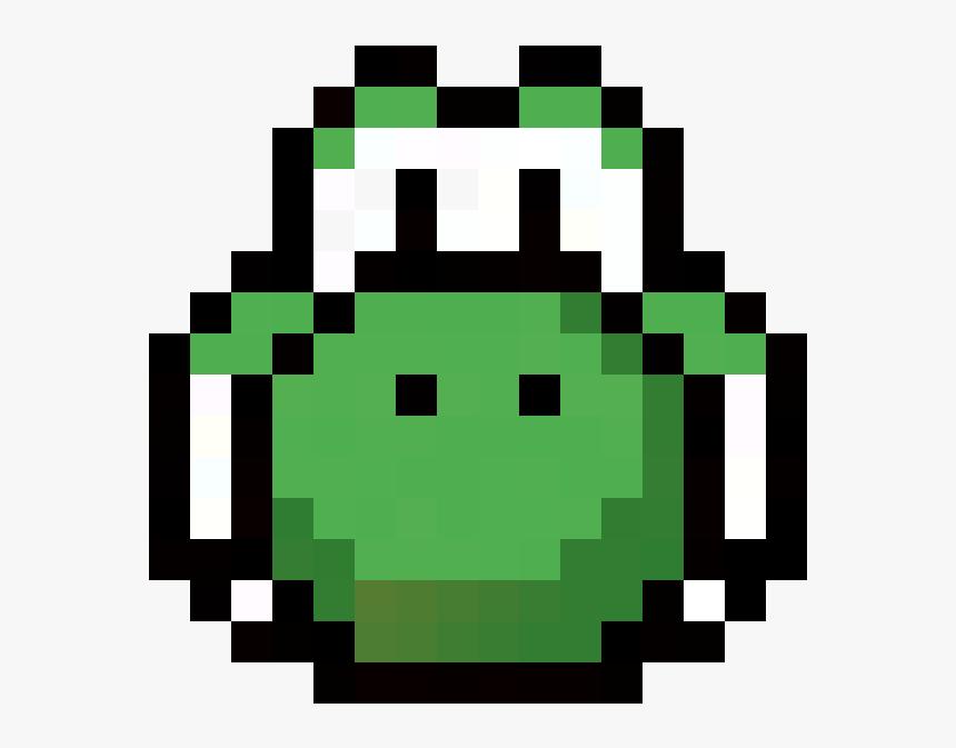 Minecraft Pixel Art Mario Face Clipart Png Download