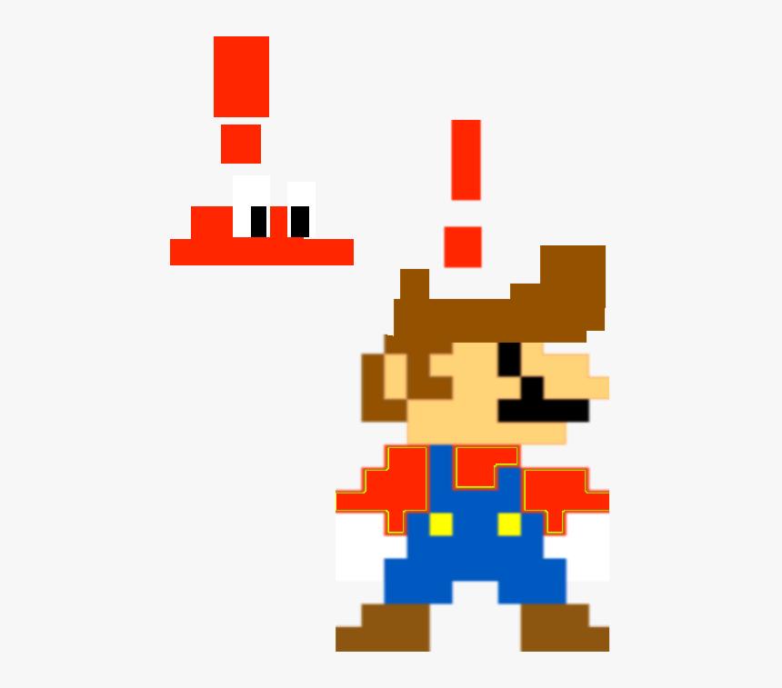 Pixel Art Super Mario Bros Png Download Super Mario Bros Luigi