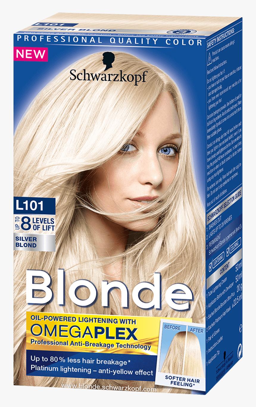 Schwarzkopf m1 blond BLONDME®