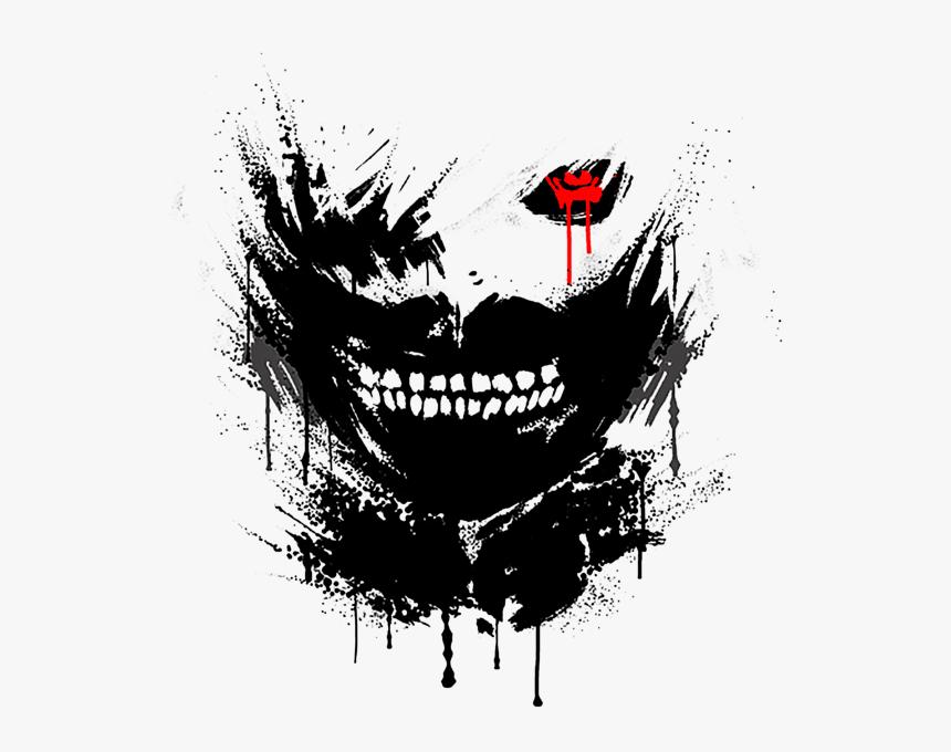 tokyo ghoul mask art hd png download transparent png image pngitem tokyo ghoul mask art hd png download