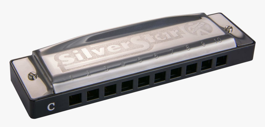 Hohner Silver Star Harmonica Armonica Hohner Special 20 Hd Png Download Transparent Png Image Pngitem