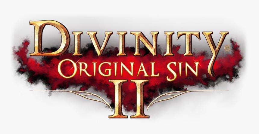 Divinity Original Sin 2 Logo Png, Transparent Png , Transparent ...