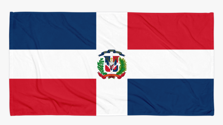 Republica Dominicana Beach Towel